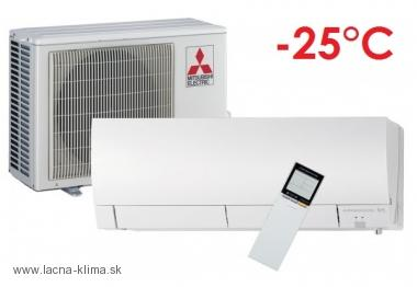 MITSUBISHI DELUXE HYPER HEATING MSZ-FH50VE+MUZ-FH50VEHZ